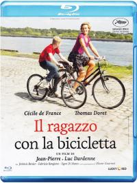 Il ragazzo con la bicicletta / regia di: Jean-Pierre Dardenne
