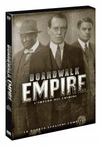 Boardwalk Empire [Videoregistrazione]