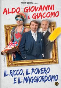 Il ricco, il povero e il maggiordomo [DVD]