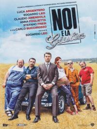 Noi e la Giulia [DVD]