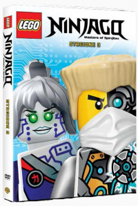 Ninjago. Masters of Spinjitzu