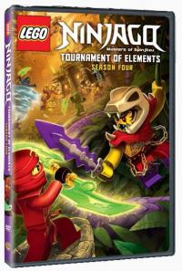 Ninjago: masters of Spinjitzu. Stagione 4