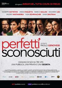 Perfetti sconosciuti [DVD] / un film di Paolo Genovese