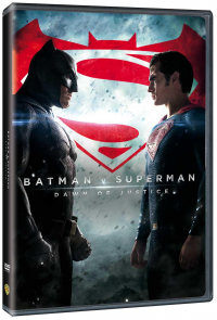 Batman v Superman [DVD] : dawn of justice / [con Ben Affleck, Henry Cavill ; directed by Zack Snyder]