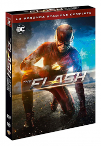 The Flash : la seconda stagione completa / developerd by Greg Berlanti, Andrew Kreisberg, Geoff Johns. 1: episodi 1-4