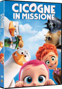 Cicogne in missione [DVD] / directed by Nicholas Stoller, Doug Sweetland