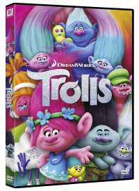 Trolls [DVD] / [directed by Mike Mitchell]
