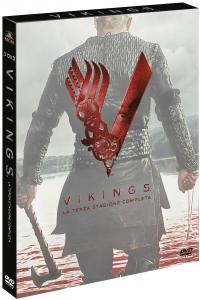 Vikings [VIDEOREGISTRAZIONE]. La terza stagione completa