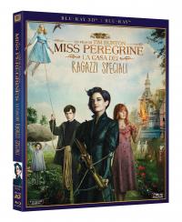 Miss Peregrine, la casa dei ragazzi speciali