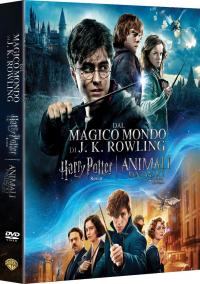 Dal magico mondo di J. K. Rowling collezione 9 film