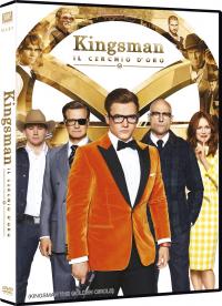 Kingsman. Il cerchio d'oro