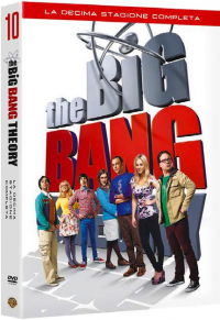 The Big Bang theory. La decima stagione completa