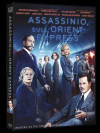Assassinio sull'Orient Express [dvd]/ [un film di] Kenneth Branagh