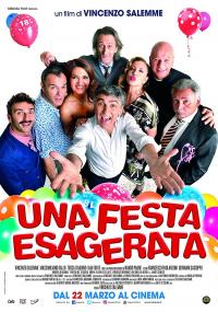 Una festa esagerata DVD / regia di: Vincenzo Salemme