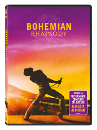 Bohemian Rhapsody [Videoregistrazione] / directed by Bryan Singer ; screenplay by Anthony McCarten ; story by Anthony McCarten and Peter Morgan ; executive music producers Brian May, Roger Taylor