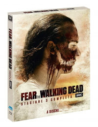 Fear the walking dead. Stagione 3 completa
