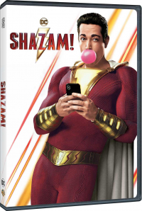 Shazam! [Videoregistrazione] / directed by David B. Sandberg ; story by Henry Gayden and Darren Lemke ; screenplay by Henry Gayden ; music by Benjamin Wallefisch