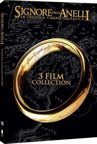 Il signore degli anelli :  La trilogia cinematografica  DVD / regia di: Peter Jackson