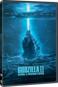 Godzilla II, king of the monsters