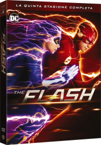 The Flash : la quinta stagione completa / [developed by Greg Berlanti, Andrew Kreisberg, Geoff Johns]. Disco 3