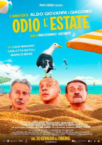 Odio l'estate [VIDEOREGISTRAZIONE]