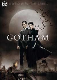 Gotham. La 5. e ultima stagione completa