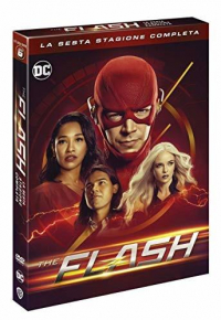 The Flash : la sesta stagione completa / developed by Greg Berlanti, Andrew Kreisberg, Geoff Johns. Disco 4