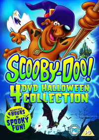 Scooby-Doo! 4 DVD Halloween Collection