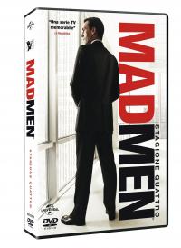 Mad Men [Videoregistrazione] : stagione quattro, episodi 1-6