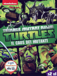 Teenage Mutant Ninja Turtles. Stagione 2, volume 1
