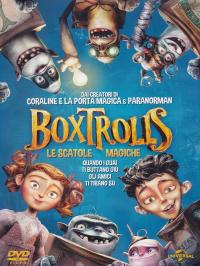 [Archivio elettronico] BoxTrolls, le scatole magiche