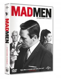 Mad Men [Videoregistrazione] : stagione cinque, episodi 1-6