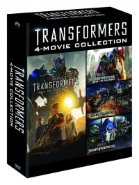 Transformers [DVD] / directed by Michael Bay ; music by Steve Jablonsky ; based on Hasbro's Transformers Action Figures ; story by John Rogers, Roberto Orci and Alex Kurtzman ; screenplay by Roberto Orci and Alex Kurtzman