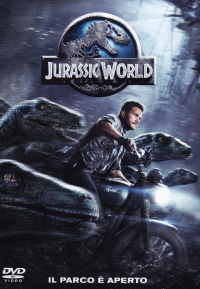 Jurassic world [VIDEOREGISTRAZIONE]