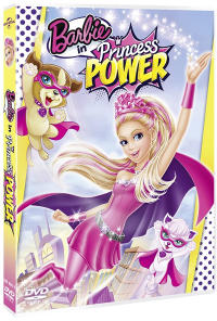 Barbie super principessa [DVD]