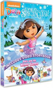 Lo spettacolo sul ghiaccio di Dora