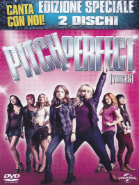 PItch perfect. Voices