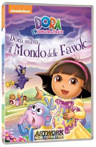 Dora l'esploratrice. Dora salva il mondo delle favole