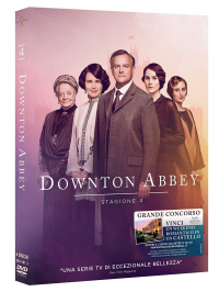 Downton Abbey [Videoregistrazione]. Stagione 4