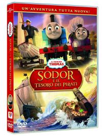 Il trenino Thomas. Sodor e il tesoro dei pirati