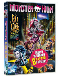 Monster High. Bù York, bù York