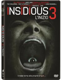 Insidious 3 [VIDEOREGISTRAZIONE]