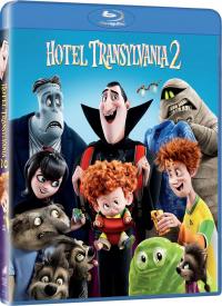 Hotel Transylvania 2 - Blu ray