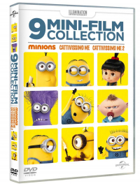 9 mini-film collection [DVD]