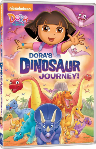 Dora l'esploratrice. Il viaggio di Dora fra i dinosauri