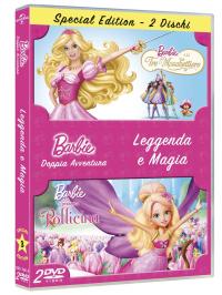 Barbie. Leggenda e magia