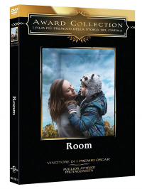 Room [DVD] / un film di Lenny Abrahamson ; [con] Brie Larson, Jacob Tremblay, Joan Allen, Sean Bridgers e William H. Macy