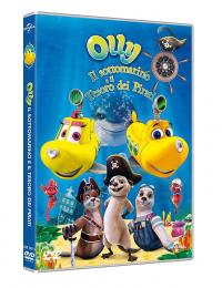 Olly: il sottomarino e il tesoro dei pirati