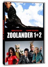 Zoolander 1 & 2 collection