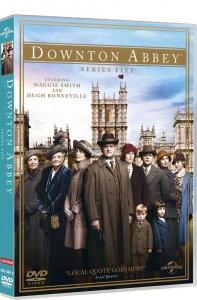 Downton Abbey [Videoregistrazione]. Stagione 5